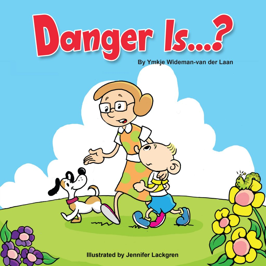 danger is a book from autism-is