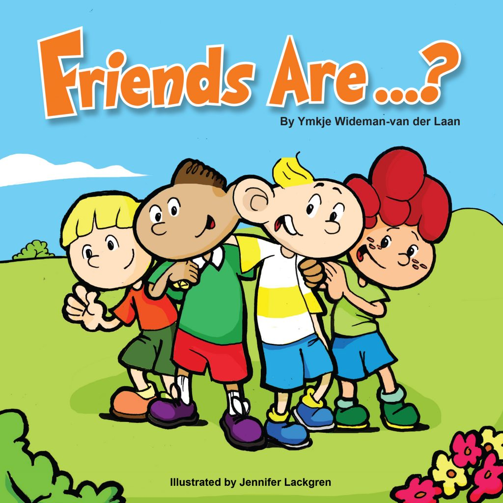 friends are book by autisim-is