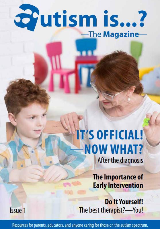 autism-is magazine issue 1